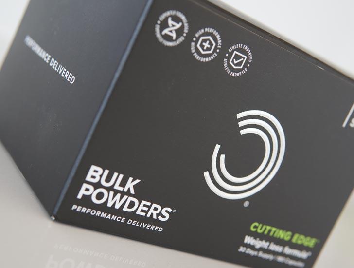 Bulk Powders Cutting Edge
