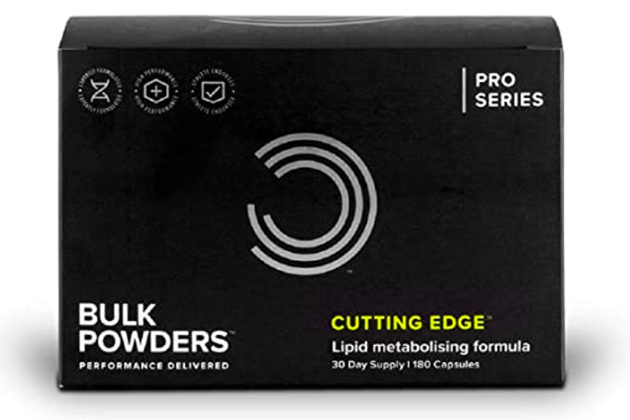 Bulk Powders Cutting Edge Fat Burner Supplement