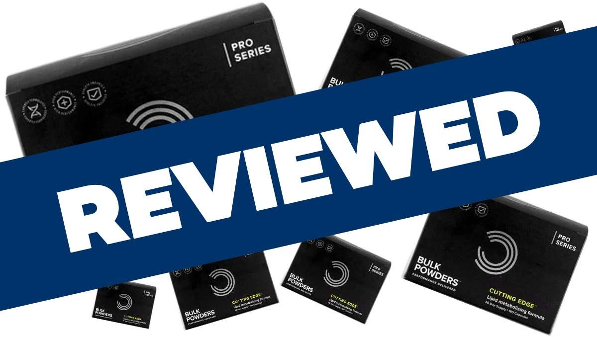Bulk Powders Cutting Edge Review