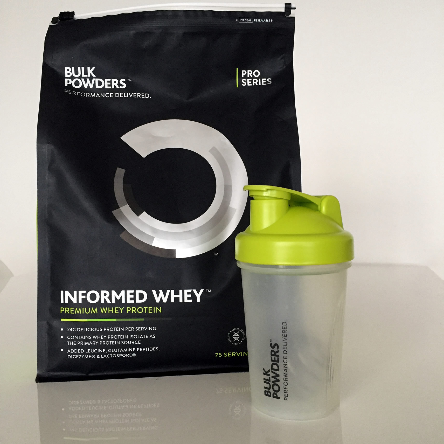 Use our Bulk Powders discount code and get a much needed hand with Bulk Powders' huge range of quality sports nutrition products. Whatever your sport, age or physical requirements, Bulk Powders is the best place to go with its enormous range of the most effective products in protein, sports nutrition, health & well being, weight loss and foods.