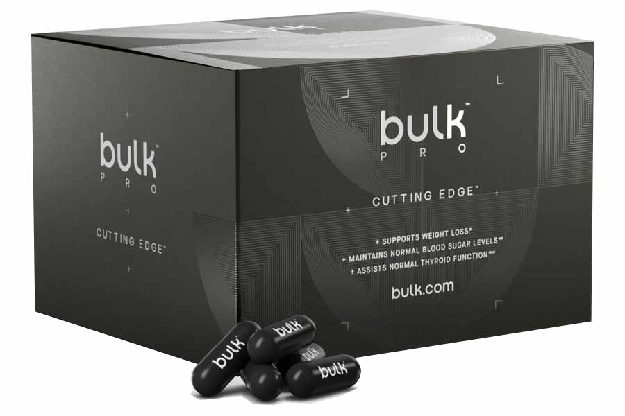 Bulk Cutting Edge Fat Burner