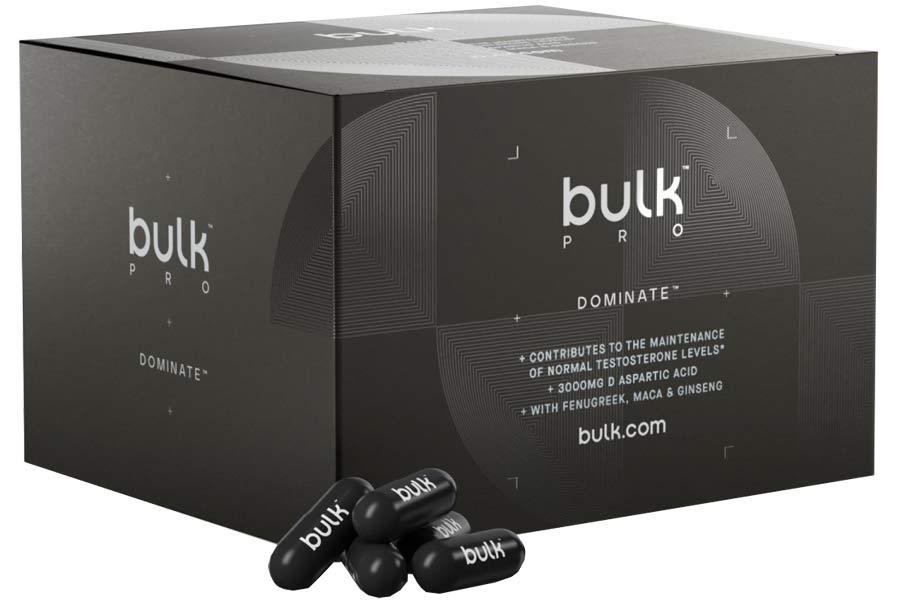 Bulk Pro Dominate Testosterone Booster