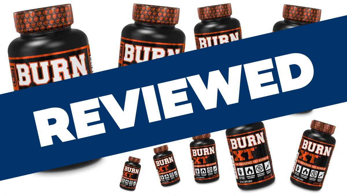 Burn-XT Fat Burner Review