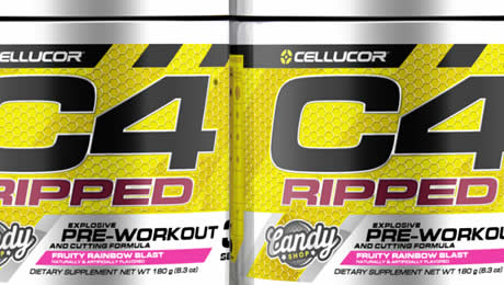 C4 Ripped Cellucor review