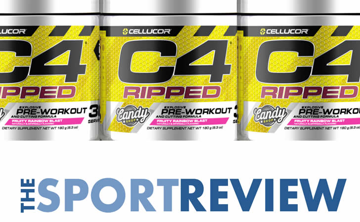 c4 ripped cellucor