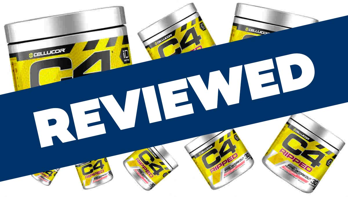 Cellucor C4 Ripped Review