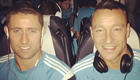 Terry hails Chelsea legend Lampard