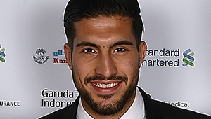 Photo: Emre Can returns to hometown with his 'brothers' ahead of Liverpool v Everton