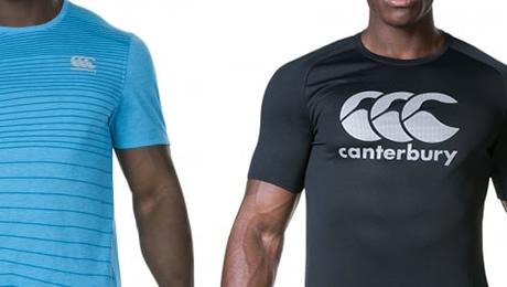 Canterbury Vapodri T-Shirt and Shorts review