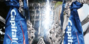 League Cup quarter-final draw: Stoke v Man Utd, Tottenham v West Ham
