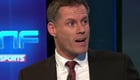 Carragher's son wants to become 'next Gary Neville'