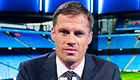 Liverpool mentally and physically weak, says Jamie Carragher