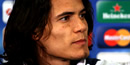 Man Utd transfers: Edinson Cavani quiet on Old Trafford talk