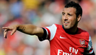 Arsenal transfers: Santi Cazorla insists he's happy with the Gunners
