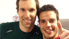 Azpilicueta posts good luck message for Cech