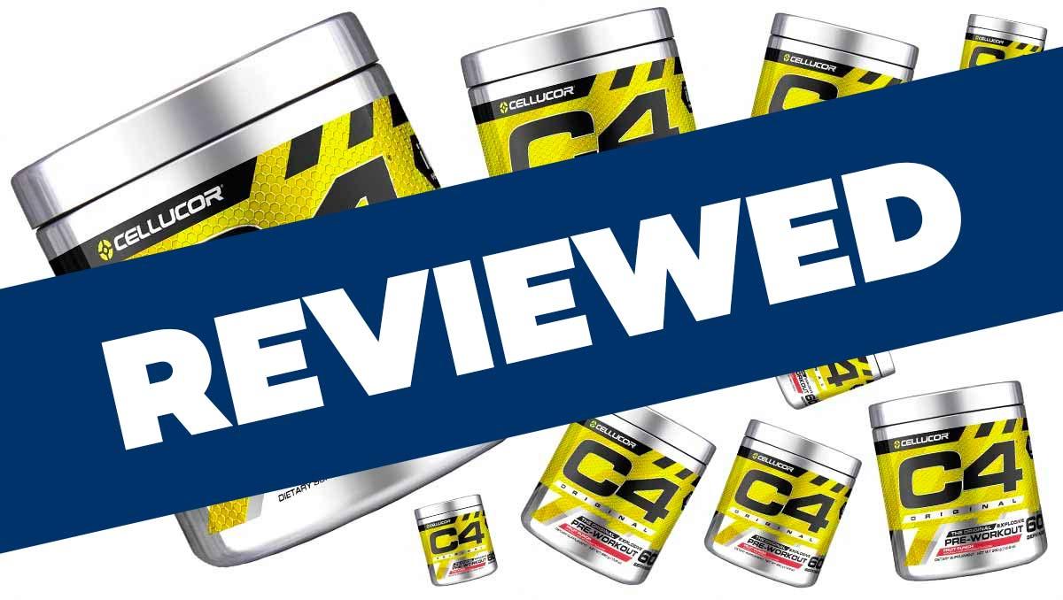Cellucor C4 Pre Workout Review