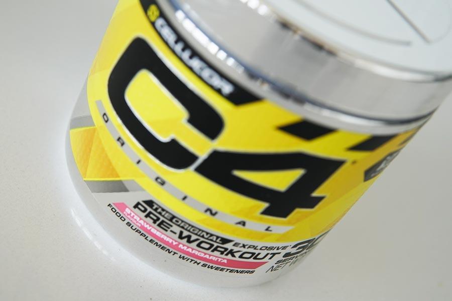 Cellucor C4 Pre Workout Original