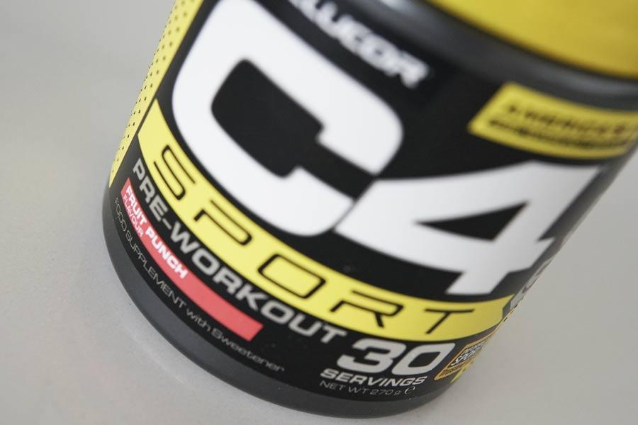 Cellucor C4 Sport Pre Workout