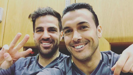 Cesc Fabregas sends message to Chelsea fans about Tiemoue Bakayoko signing