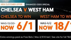Chelsea v West Ham: Betting tips, kick-off time and prediction