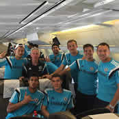 Chelsea jet off to Thailand