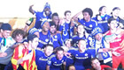 Photo: Chelsea stars celebrate title triumph in dressing room
