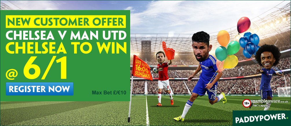 Chelsea Was That A Man: Betting Special: Man Utd To Beat Chelsea At Enhanced Odds