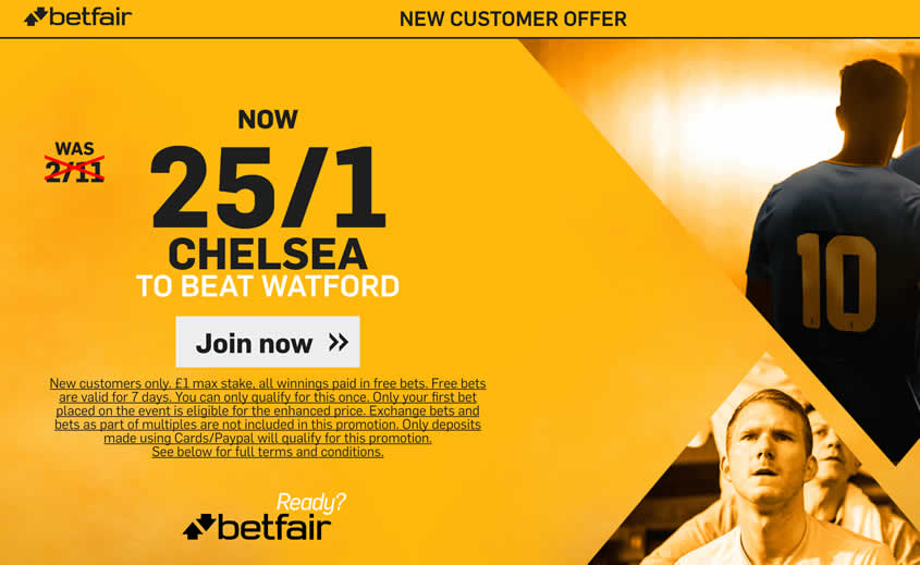 Betfair New Chelsea Manager Betting - image 11