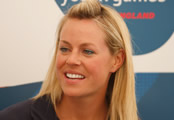 Chemmy Alcott announces retirement from competitive skiing