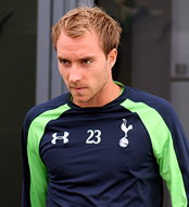 Tottenham transfers: Tim Sherwood 'fearful' of Christian Eriksen bids