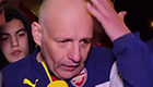 Watch Arsenal fan 'cancel Christmas' after draw