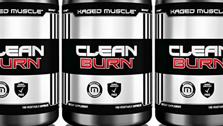 Clean Burn Kaged Muscle review