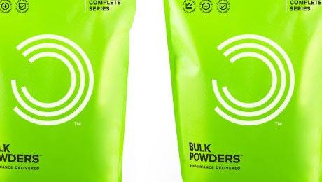 Complete Pre Workout Bulk Powders review