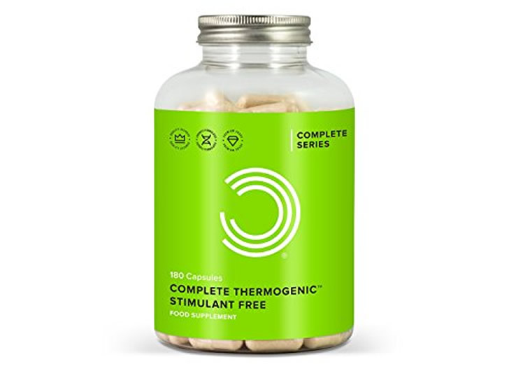 Complete Thermogenic Stim Free