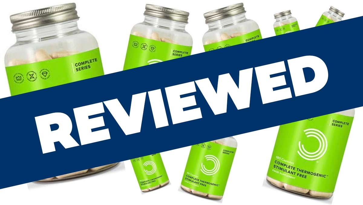 Complete Thermogenic Stimulant Free Bulk Powders Review