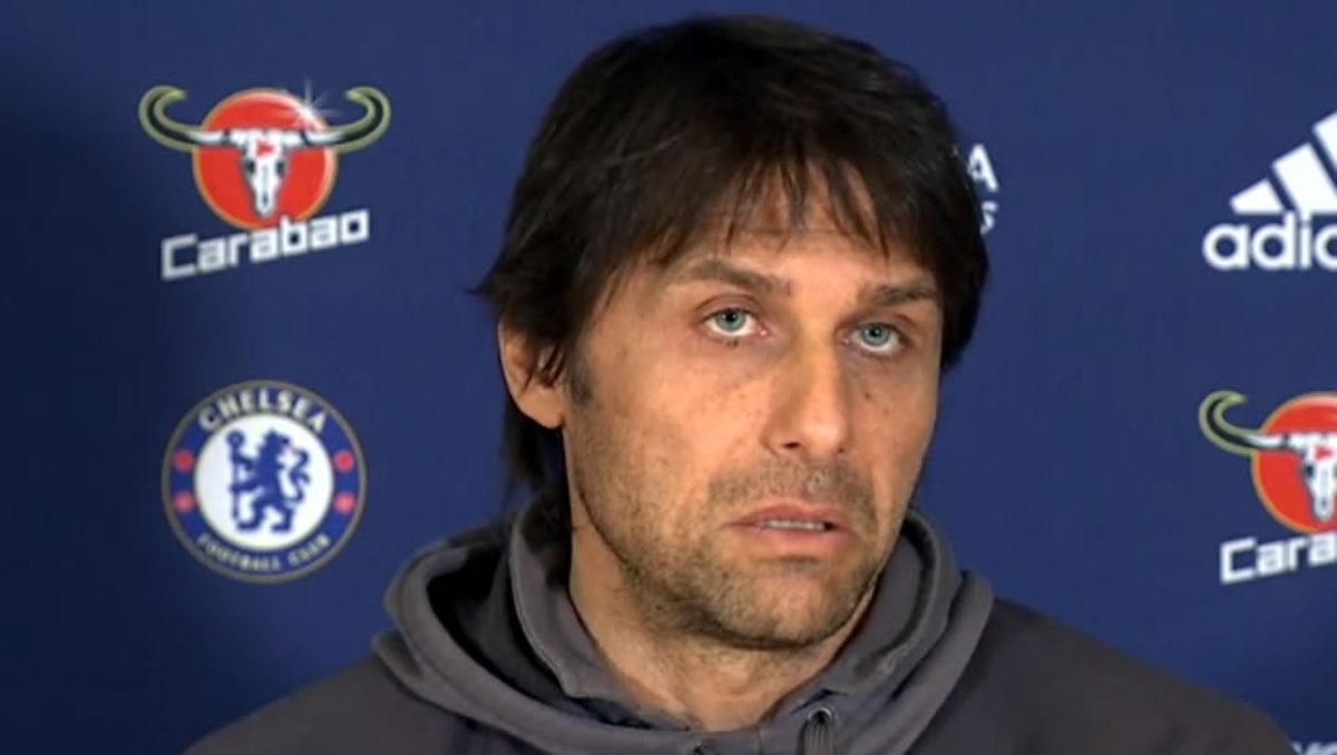 Antonio Conte (Photo: The Sport Review)