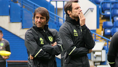 Antonio Conte sends message to Chelsea fans about the Champions League