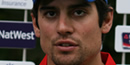 Scotland v England: Alastair Cook praises Michael Leask after win