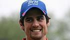 England v India: Alastair Cook hails batting masterclass