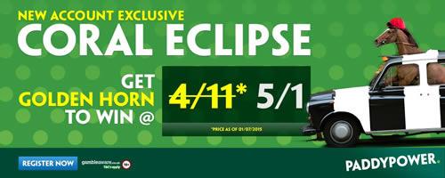 coral eclipse enhanced odds golden horn