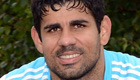 Photo: Diego Costa trains as Chelsea gear up for QPR clash