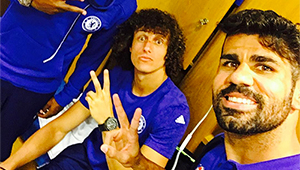Watch: David Luiz issues support for Chelsea outcasts ahead of Tottenham clash