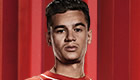 Philippe Coutinho is the brain of Liverpool, says Brendan Rodgers