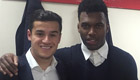 Coutinho happy to have Sturridge back