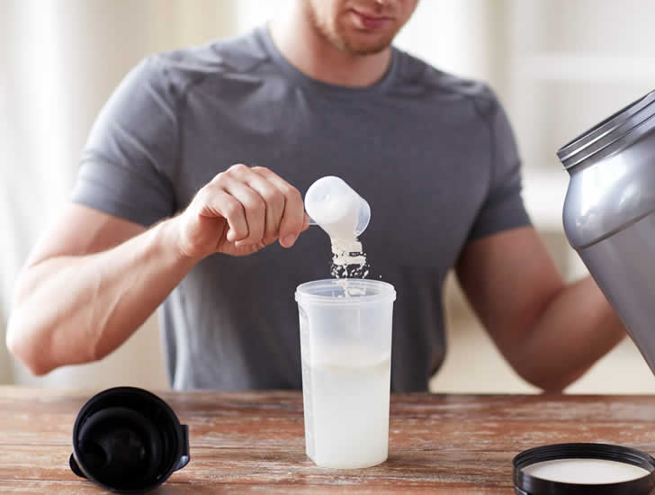 Does Creatine build muscle?