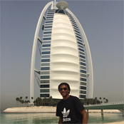 Cuadrado bids goodbye to Dubai