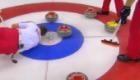 Sochi 2014: Don't try curling at home kids. It hurts…