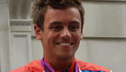 Tom Daley on right track for Rio Olympics, says Leon Taylor