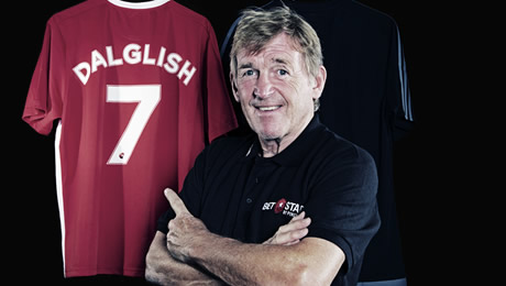 Kenny Dalglish: This Man United star will score against Liverpool FC