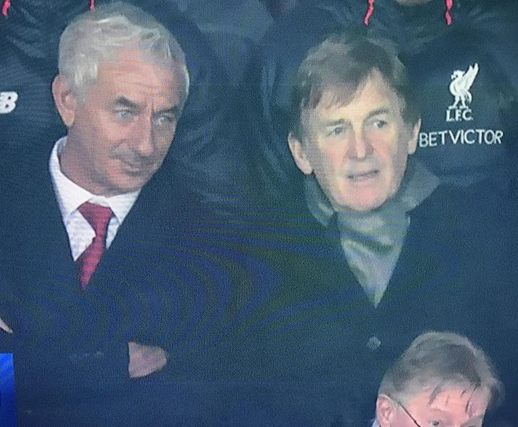 ian rush and kenny dalglish man united liverpool